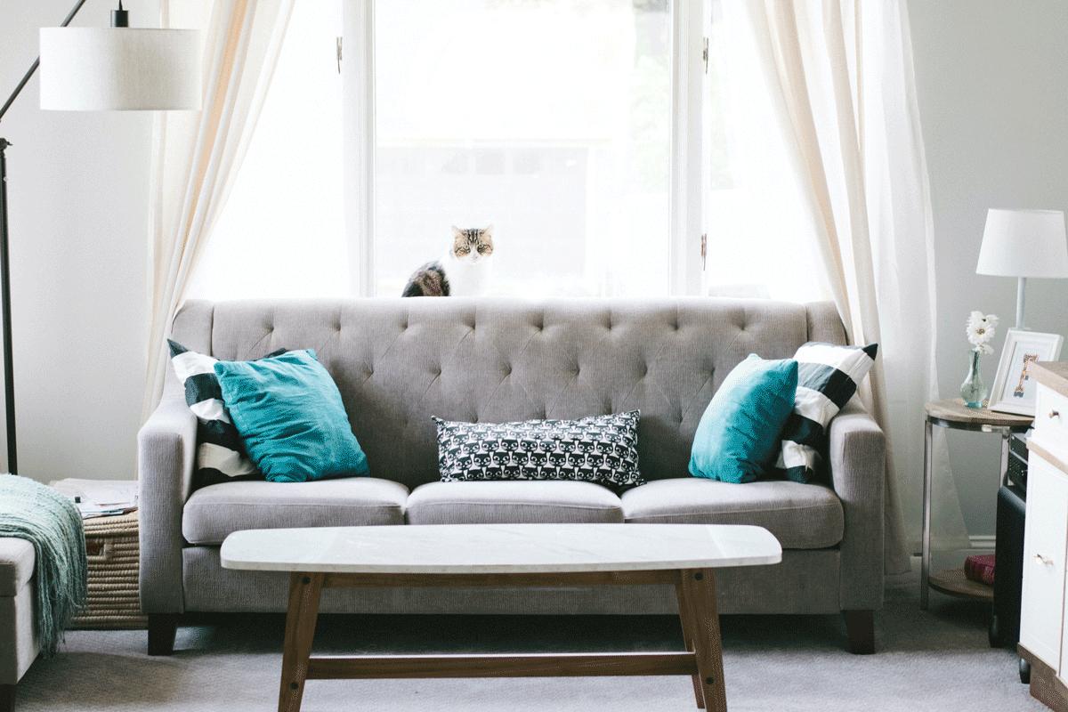 茶几、沙發尺寸決定了客廳大小?買家具前先看這篇才不後悔