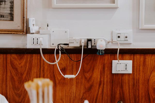 電線收納,電線收納技巧