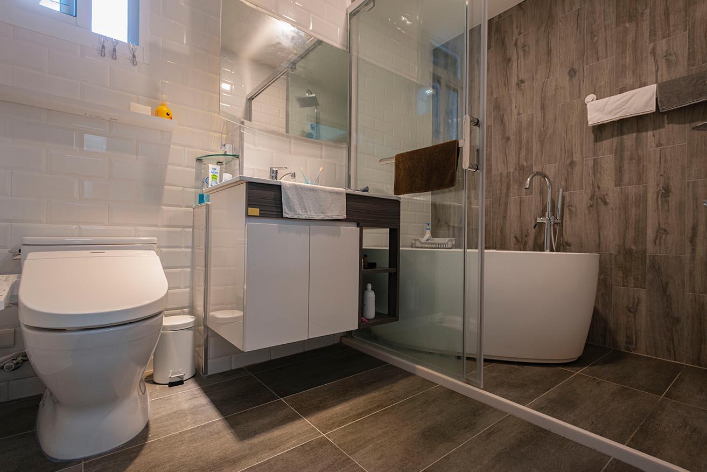 浴室尺寸藏玄機!規劃好,讓你洗澡不卡卡
