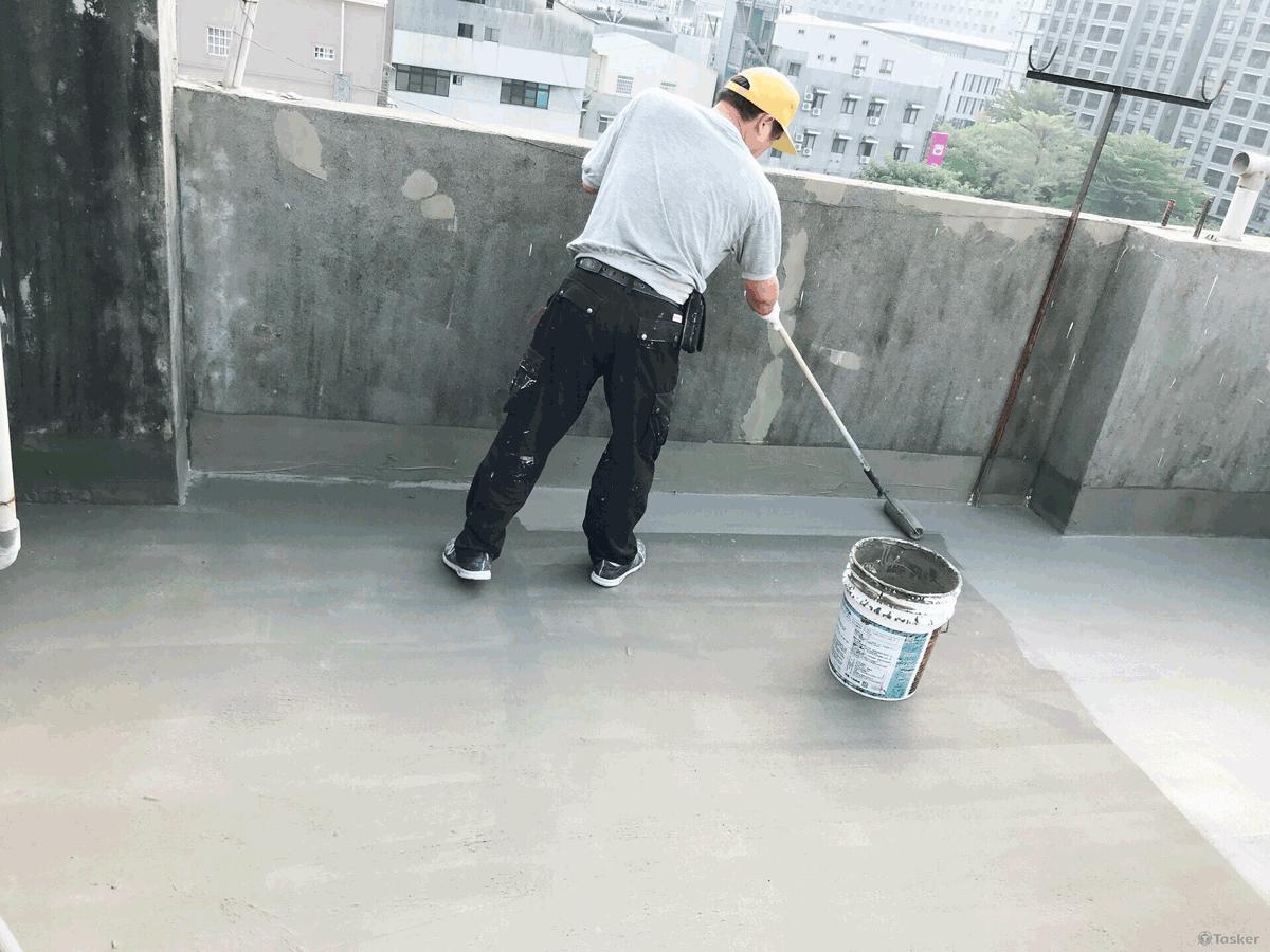 頂樓、陽台怎麼防水才夠力?想靠自己DIY該怎麼做?